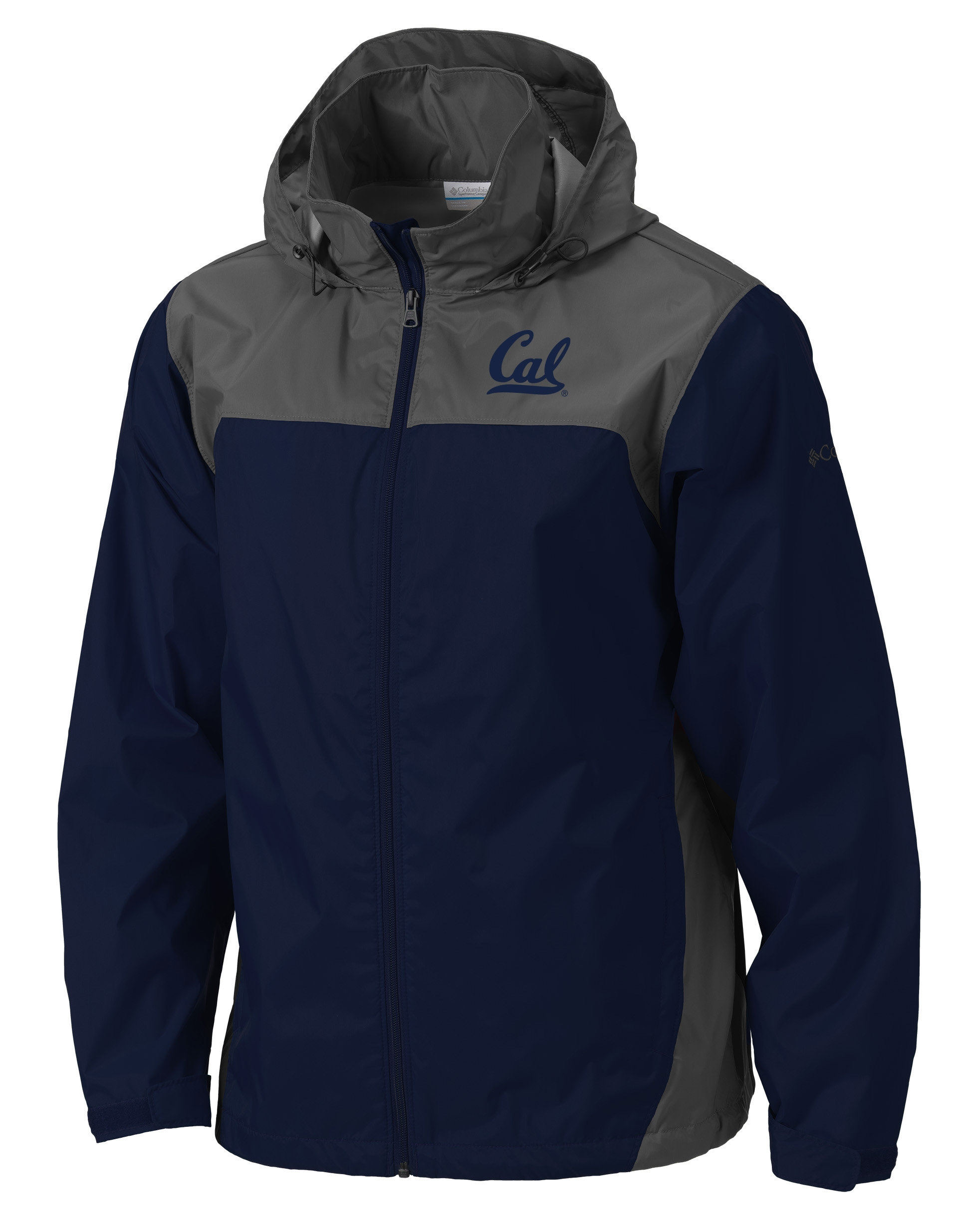 Cal Bears Columbia Men's Glennaker Lake Rain Jacket