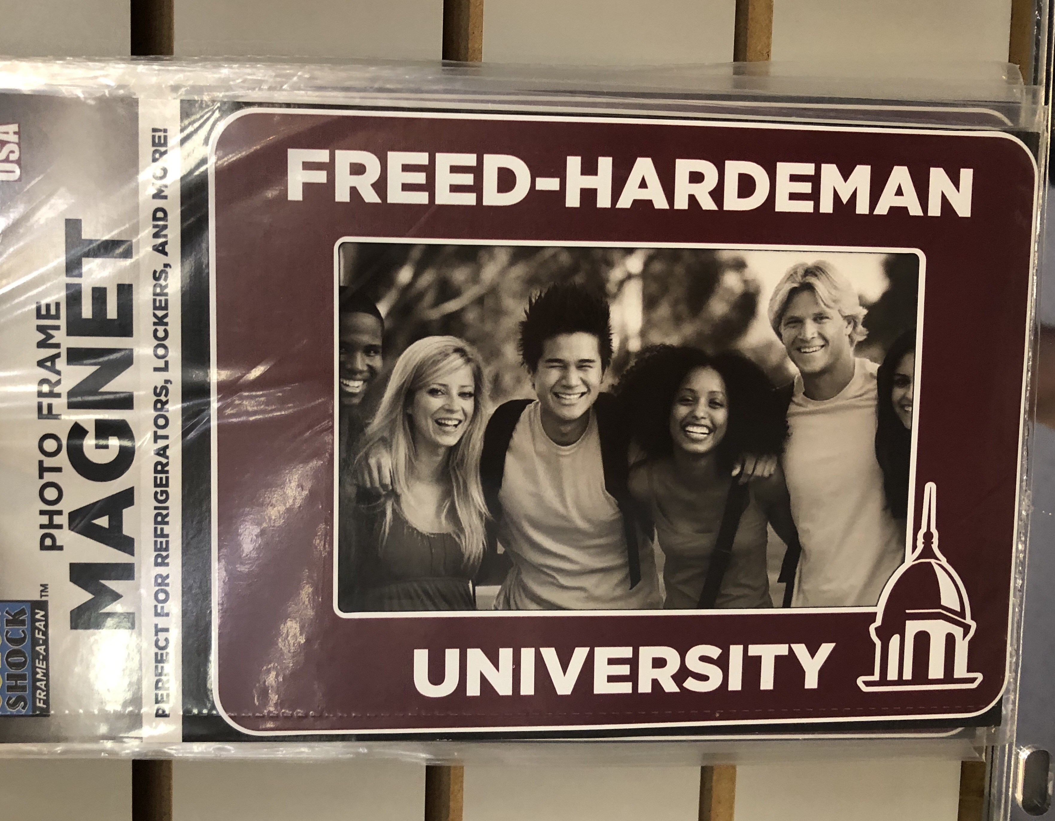 Freed-Hardeman University Magnet Frame