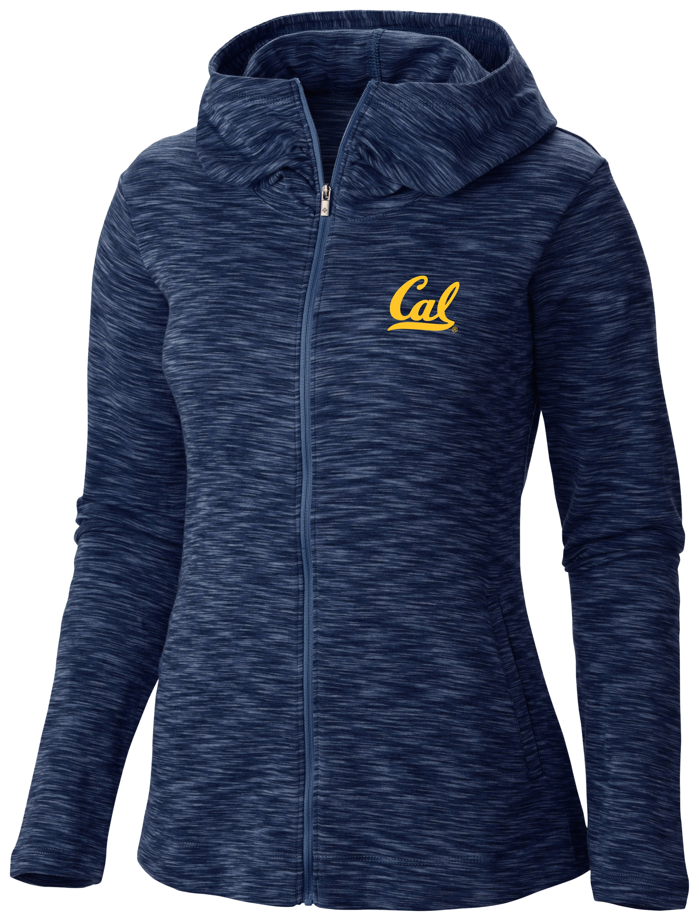 Cal Bears Columbia Women's Outerspaced Full Zip Hoodie