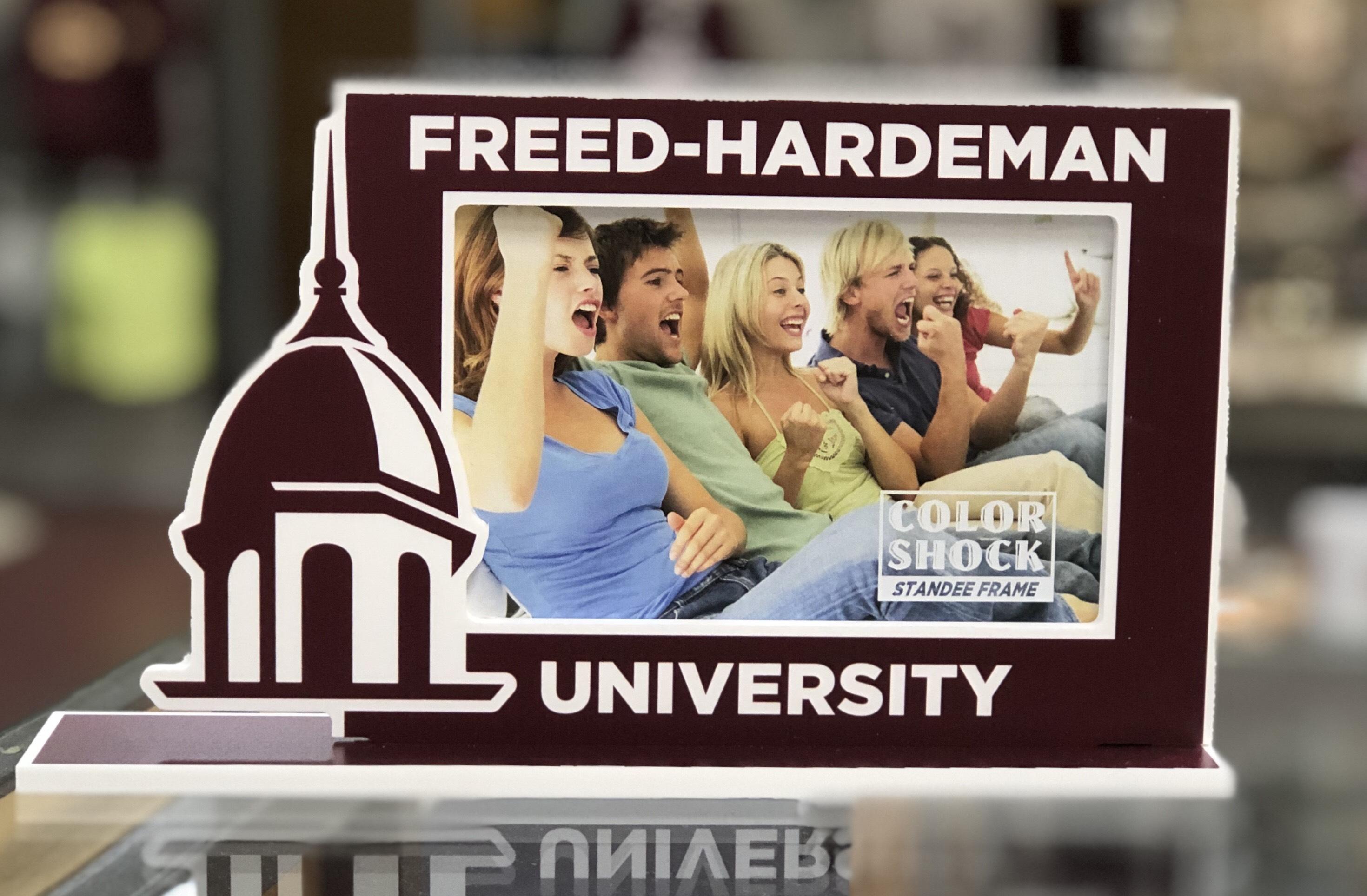 Freed-Hardeman University Standee