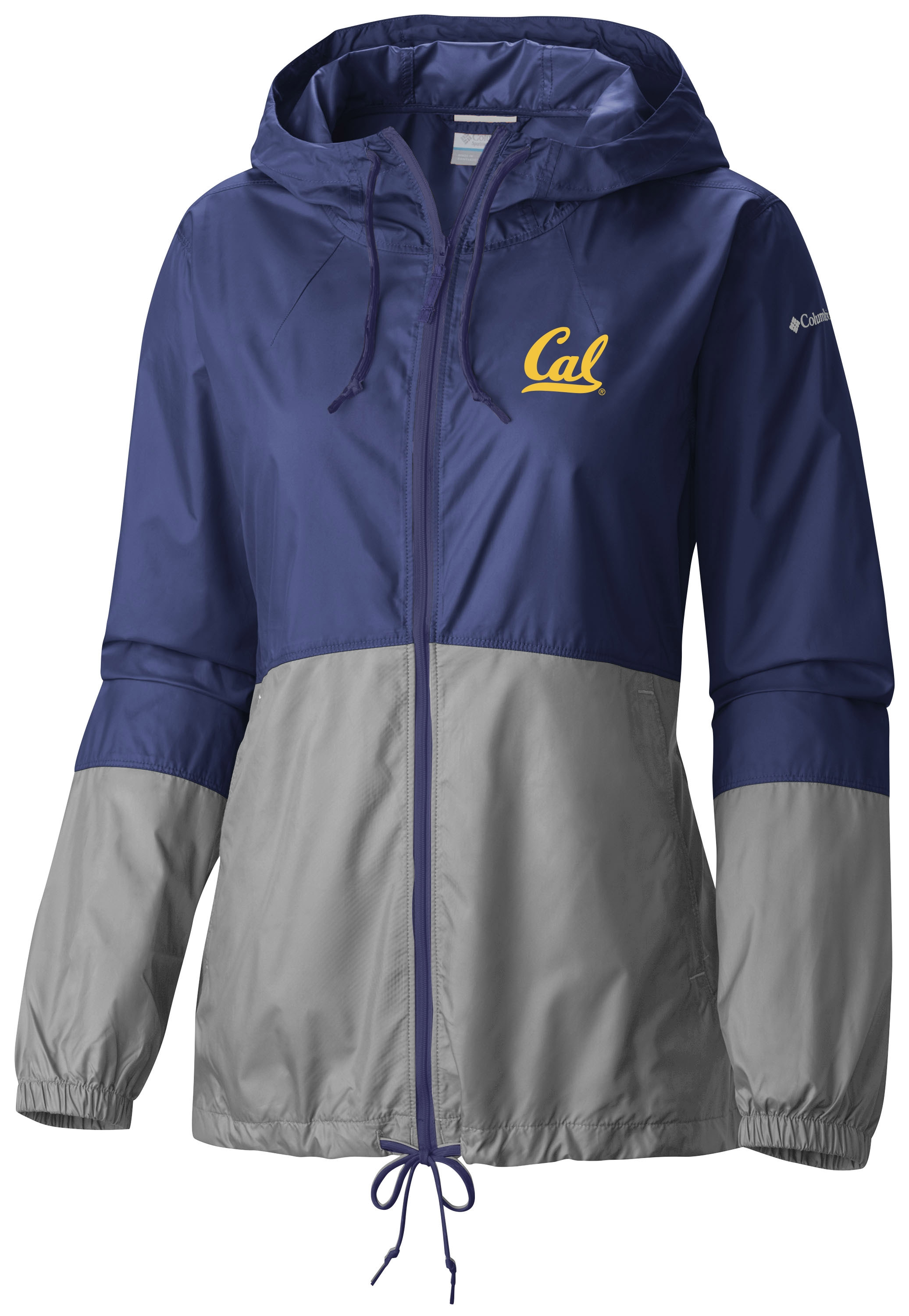 Cal Bears Columbia Women's Flash Forward Windbreaker