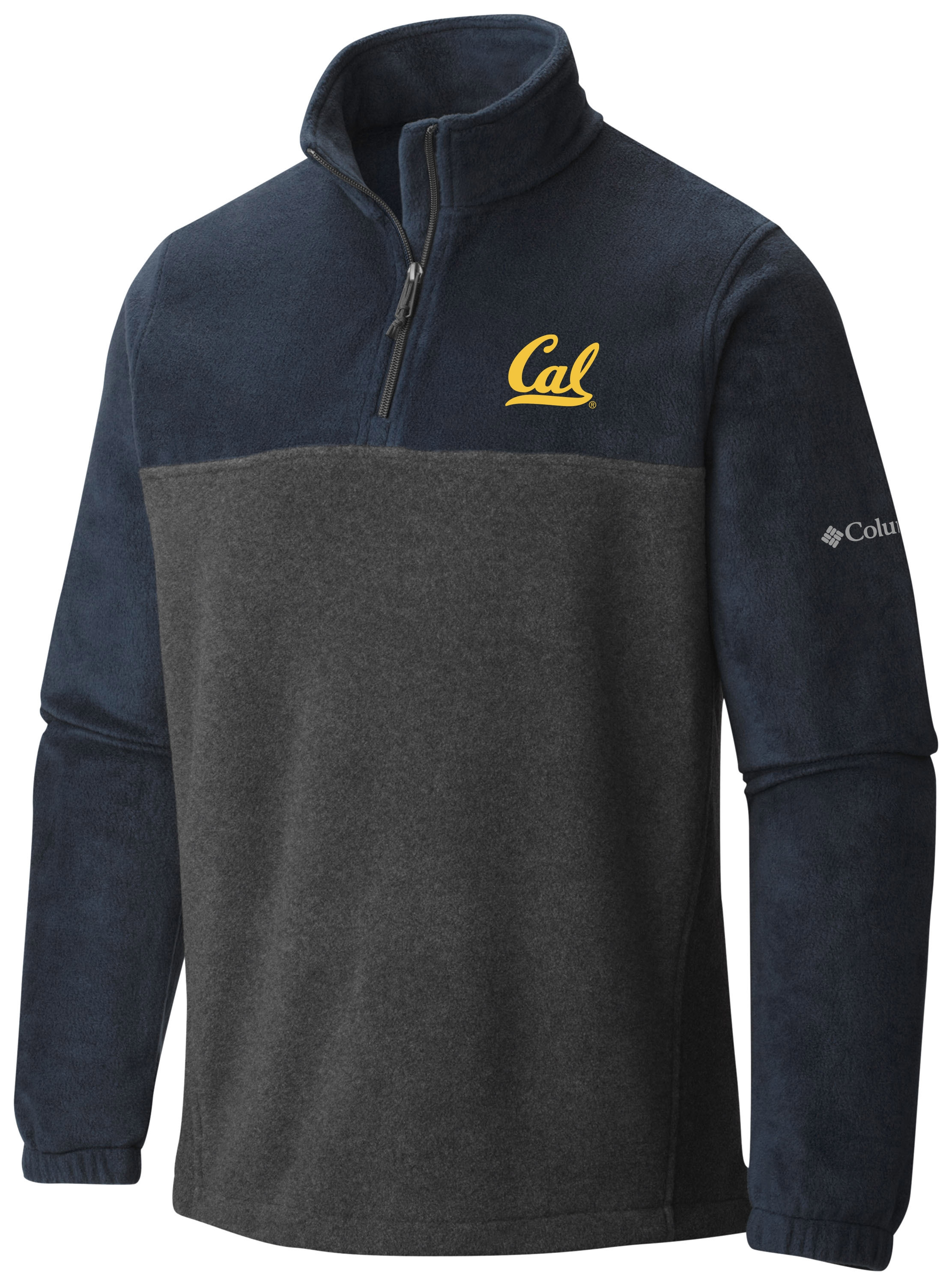 Cal Bears Columbia Men's Flanker Half Zip