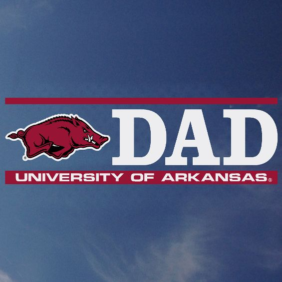 RH Next to Dad over UA Decal