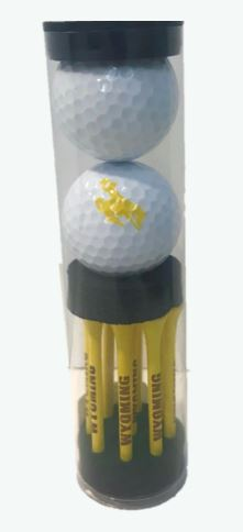 Wyoming Golf & Tee Pack