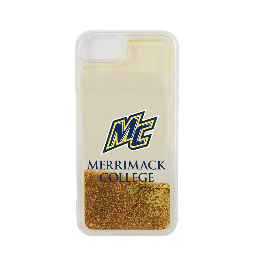 Gold Glitter Case