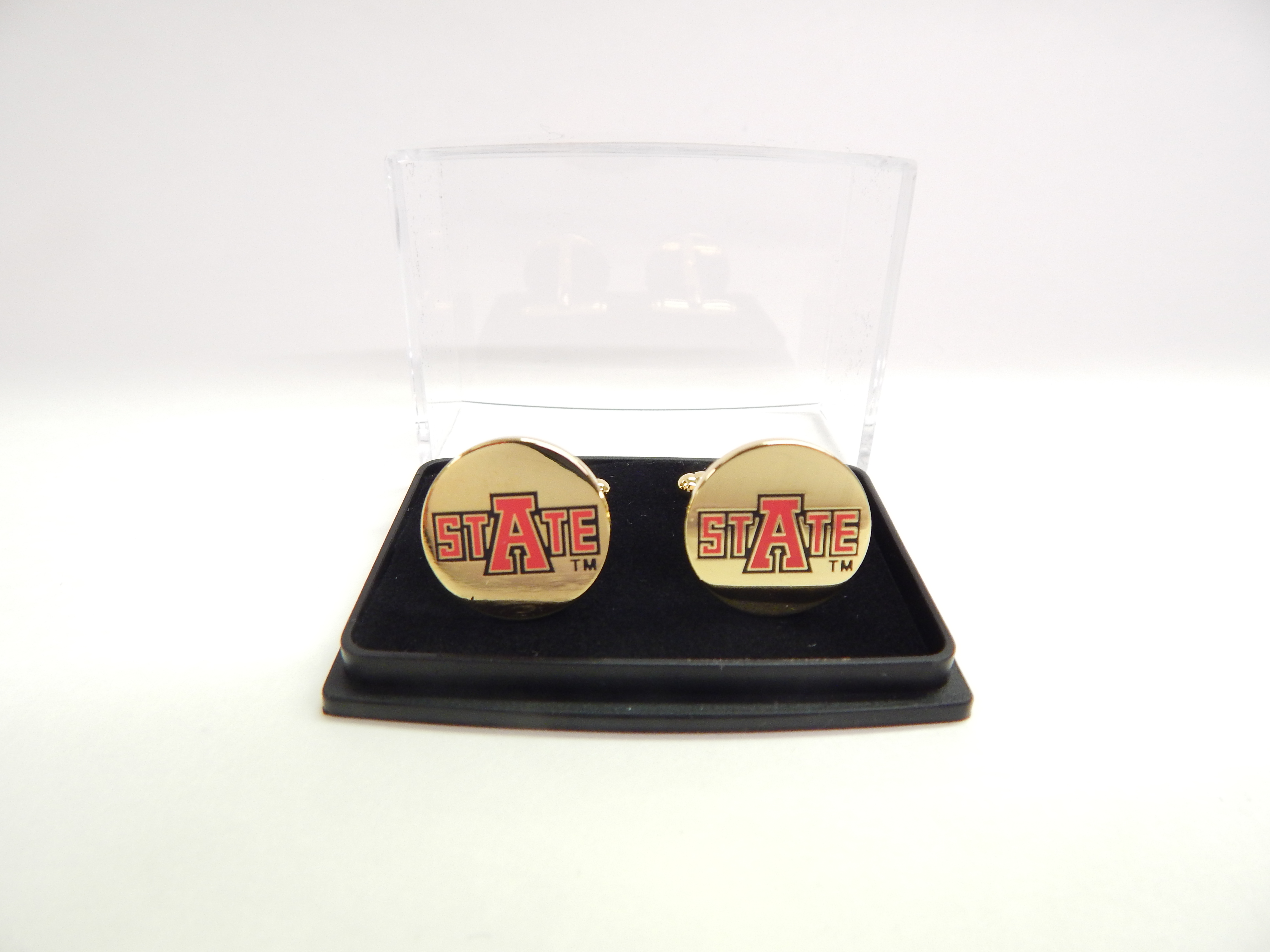 Arkansas State Cuff Links