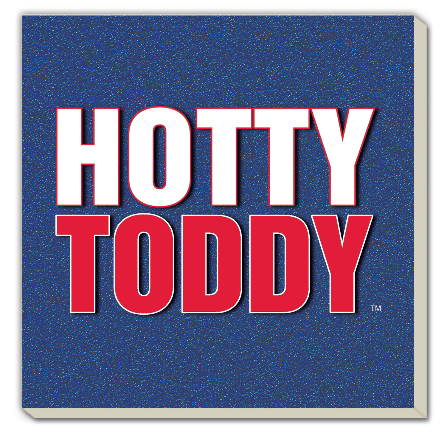 Hotty Toddy Coaster Set/4