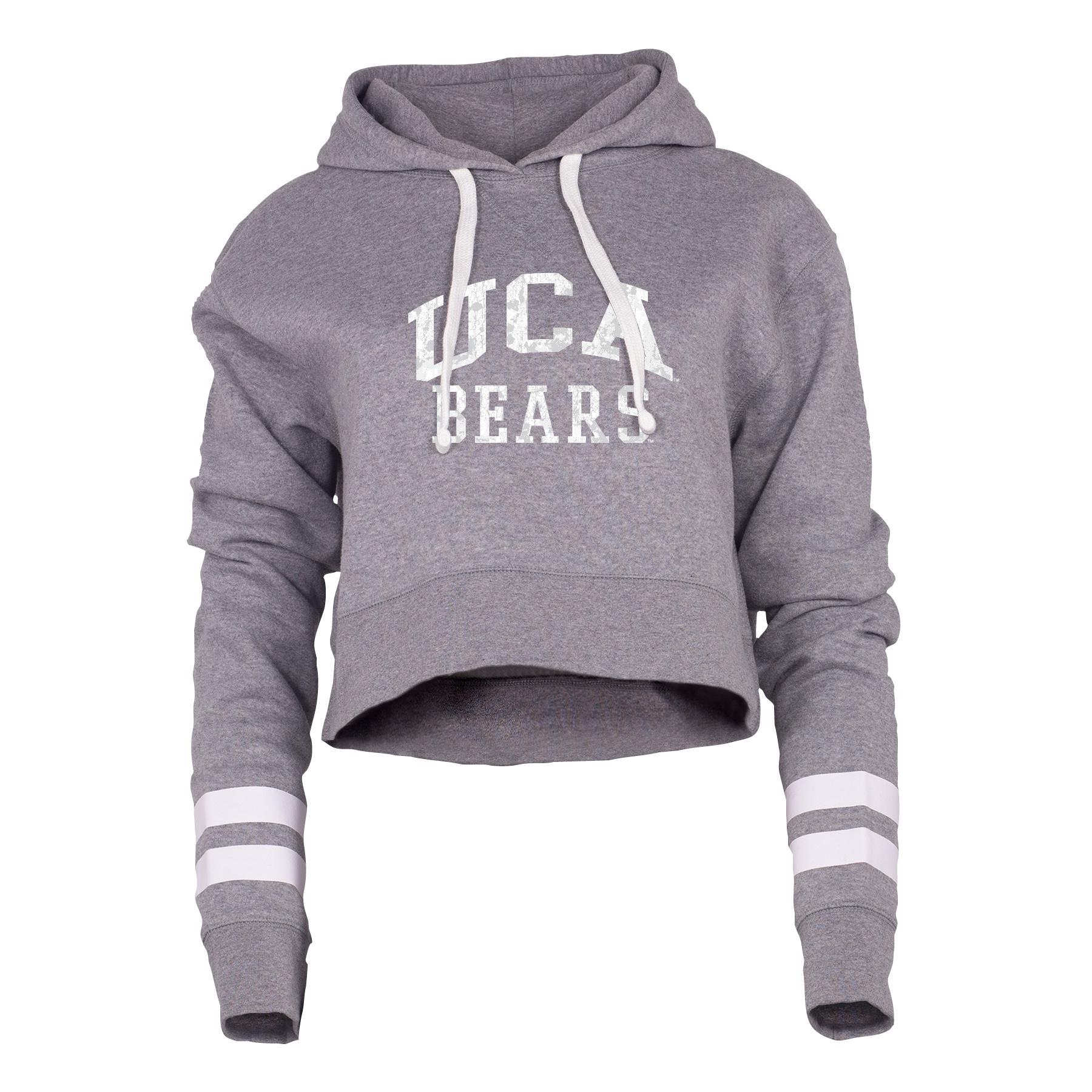 UCA Bears Crop Hoodie