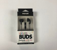 COLOR EARBUDS WITH MIC