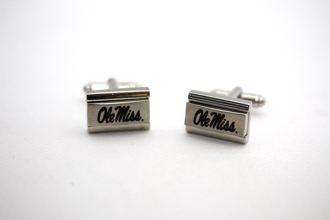 Silver Cufflinks Set