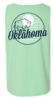 Oklahoma Buffalo Tank