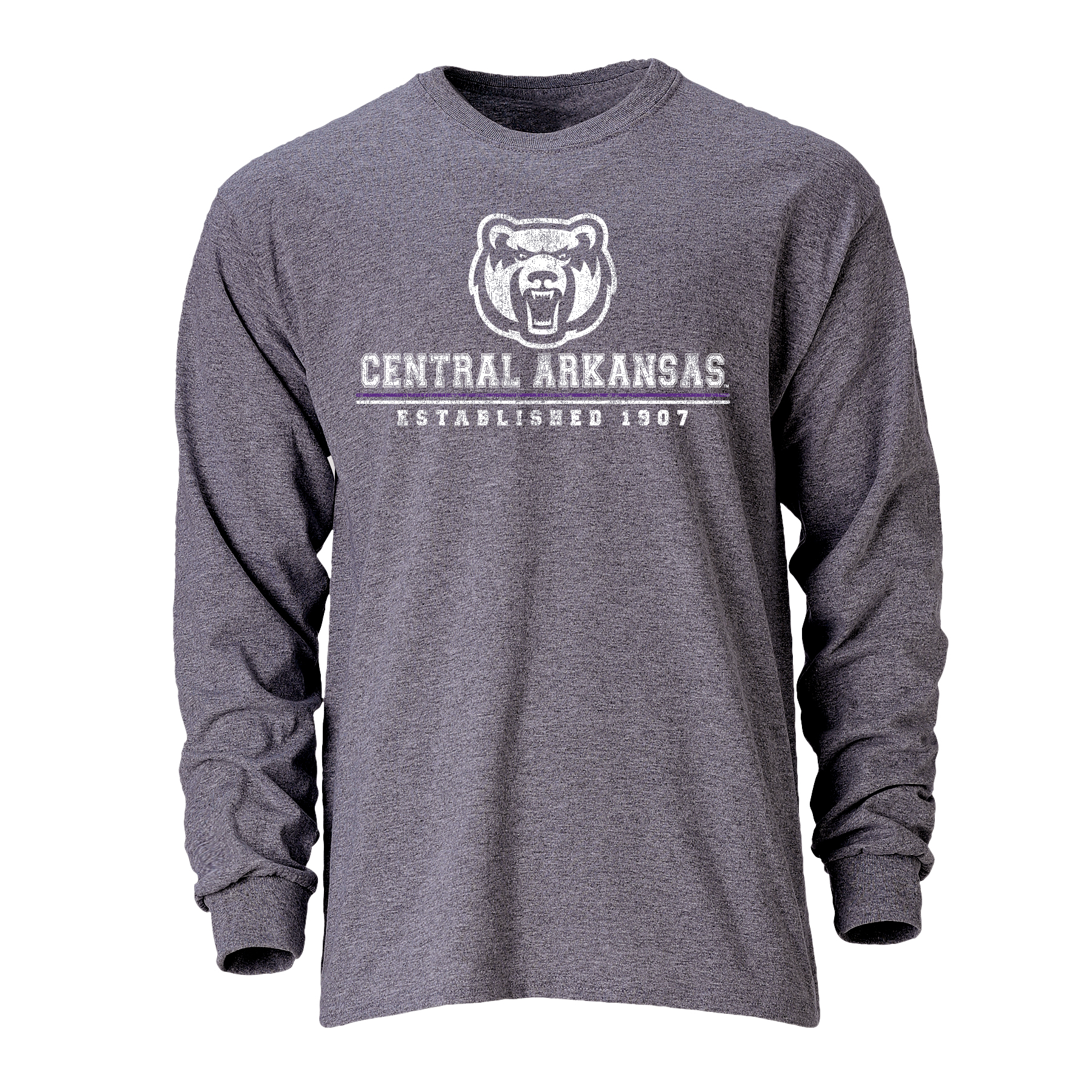 Bearhead Long Sleeve Tee