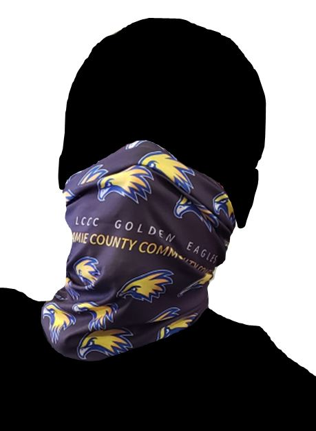 Golden Eagles Neck Gaiter Face Mask