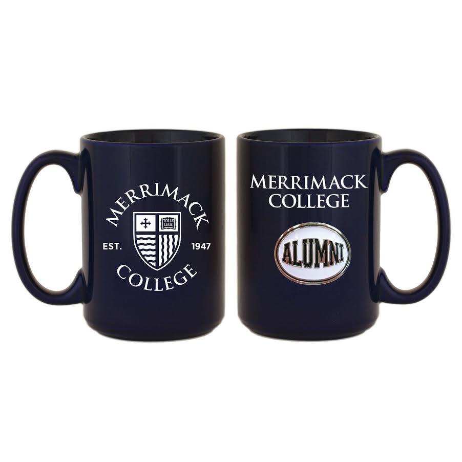 Navy Alumni Mug
