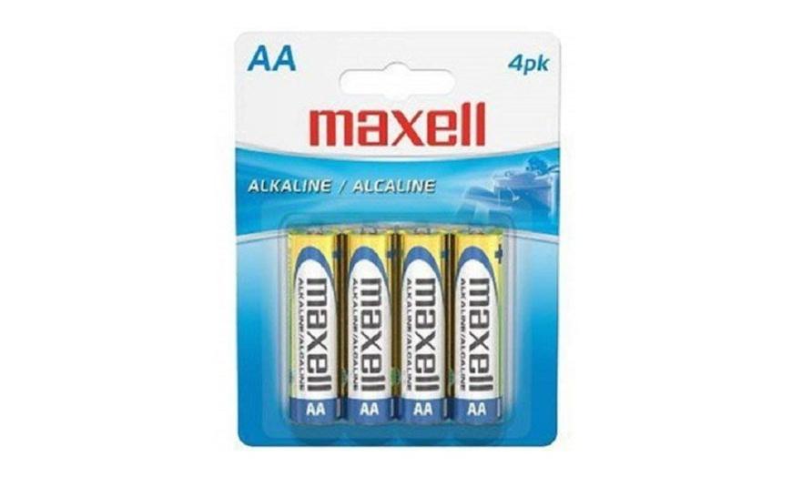 Maxwell AAA Batteries