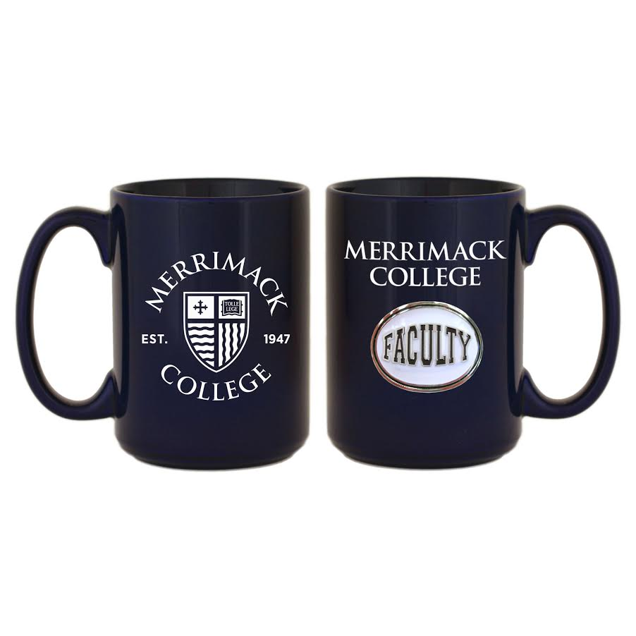 Navy Faculty Mug