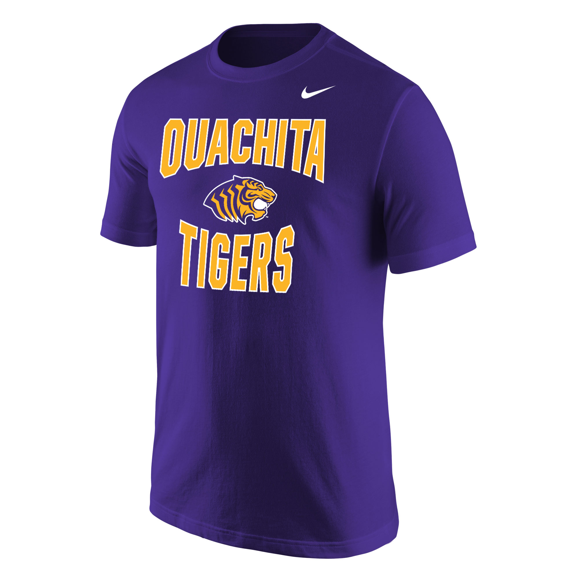 OUACHITA TIGER NIKE CORE SS TEE