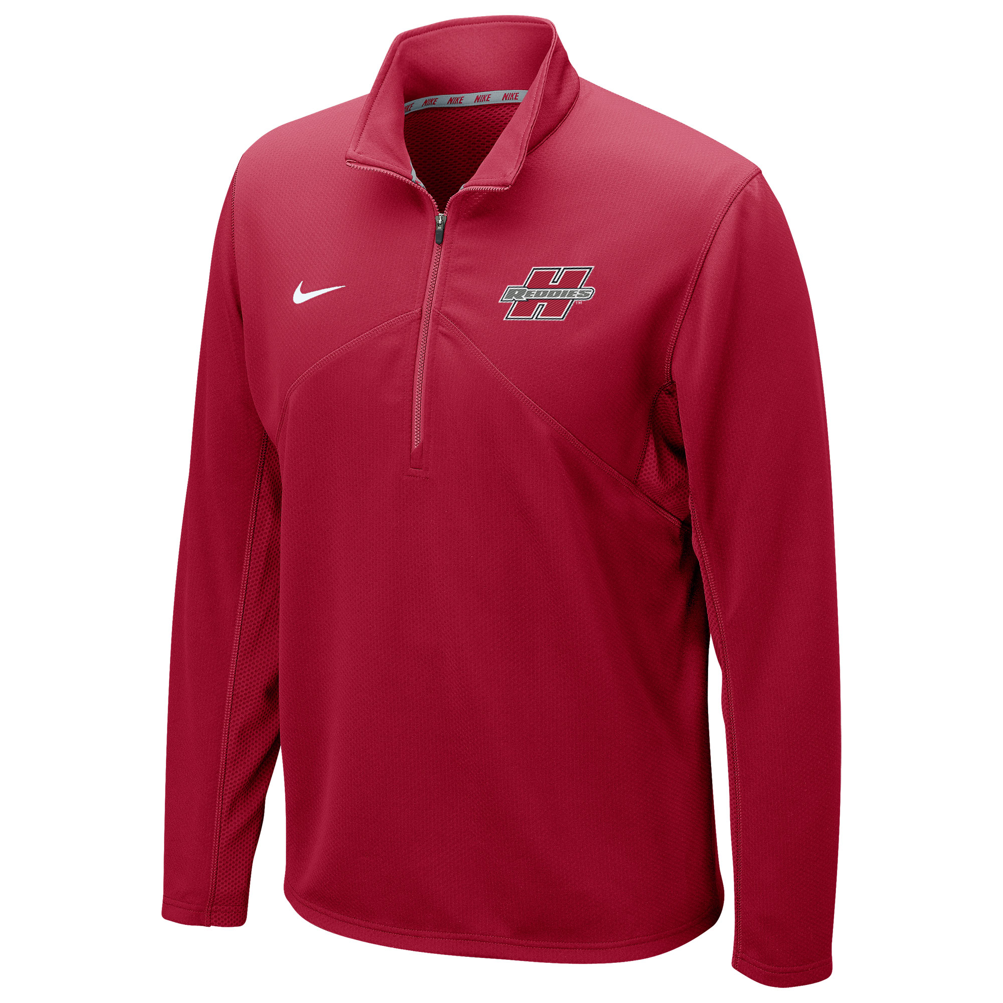 RED DRIFIT TRAINING 1/4 ZIP PULLOVER
