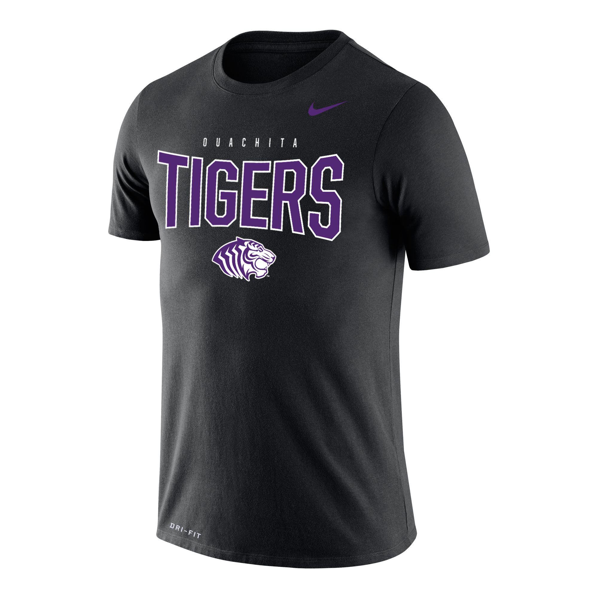 OUACHITA TIGERS NIKE DRI-FIT SS TEE