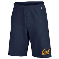 Cal Bears Men's Champion Reverse Weave Terry Short