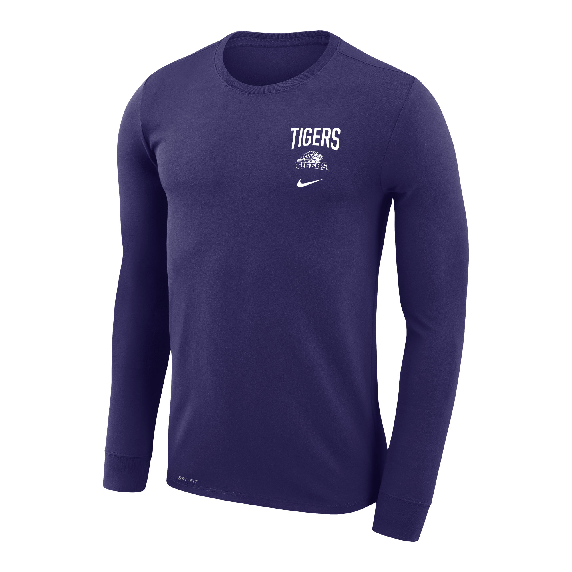 TIGERS NIKE LEGEND LS TEE