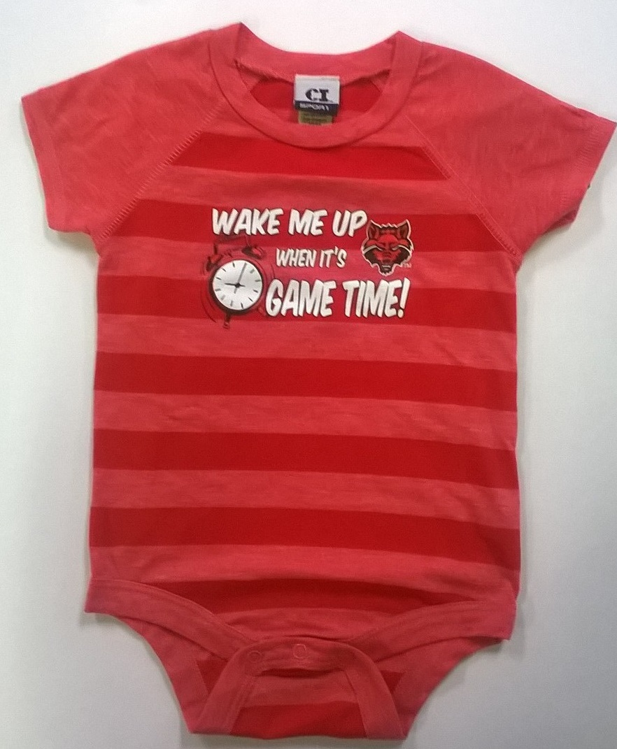 Wake Me Up Jersey Onesie