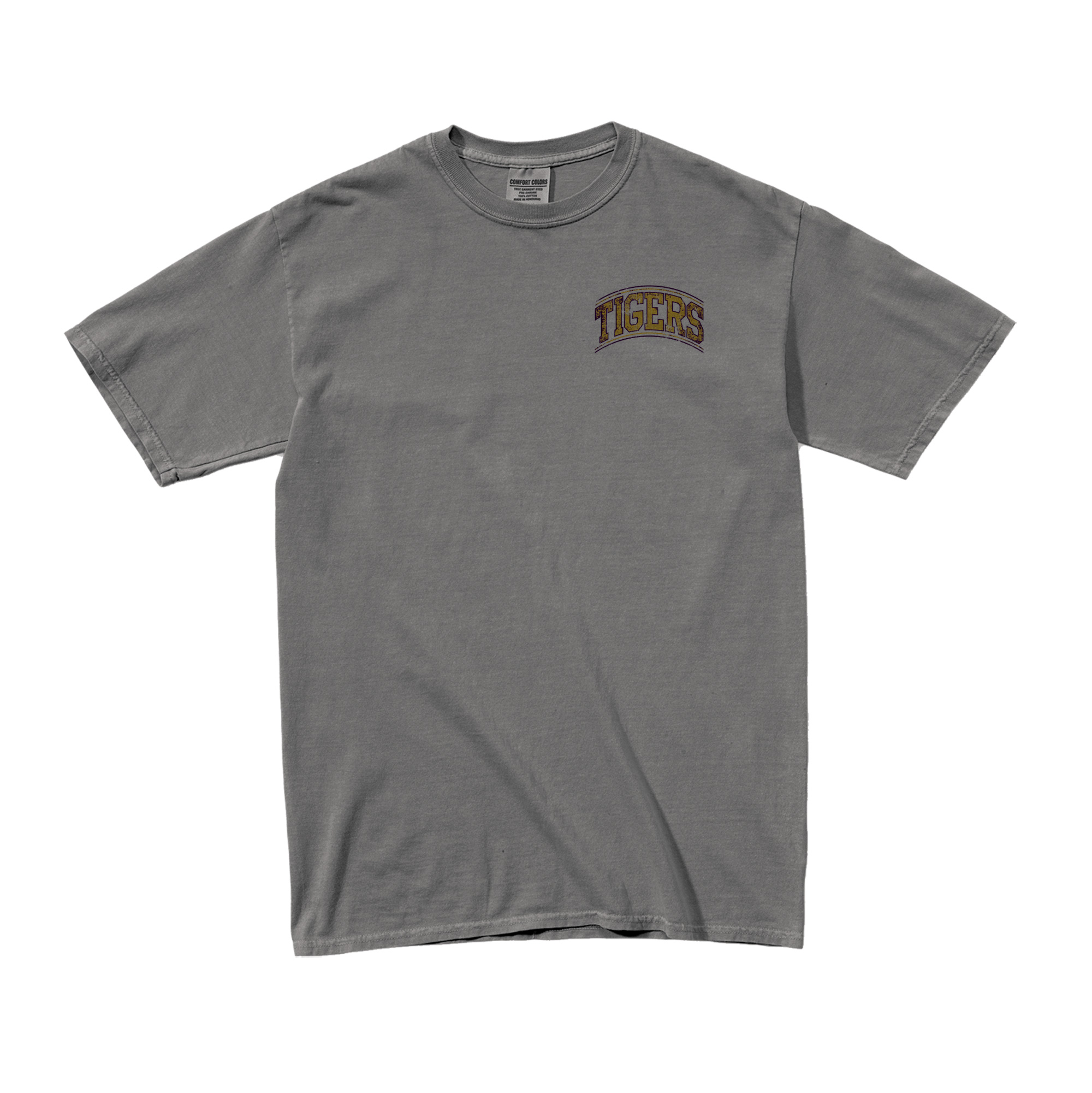 TIGERS COMFORT COLOR SS TEE