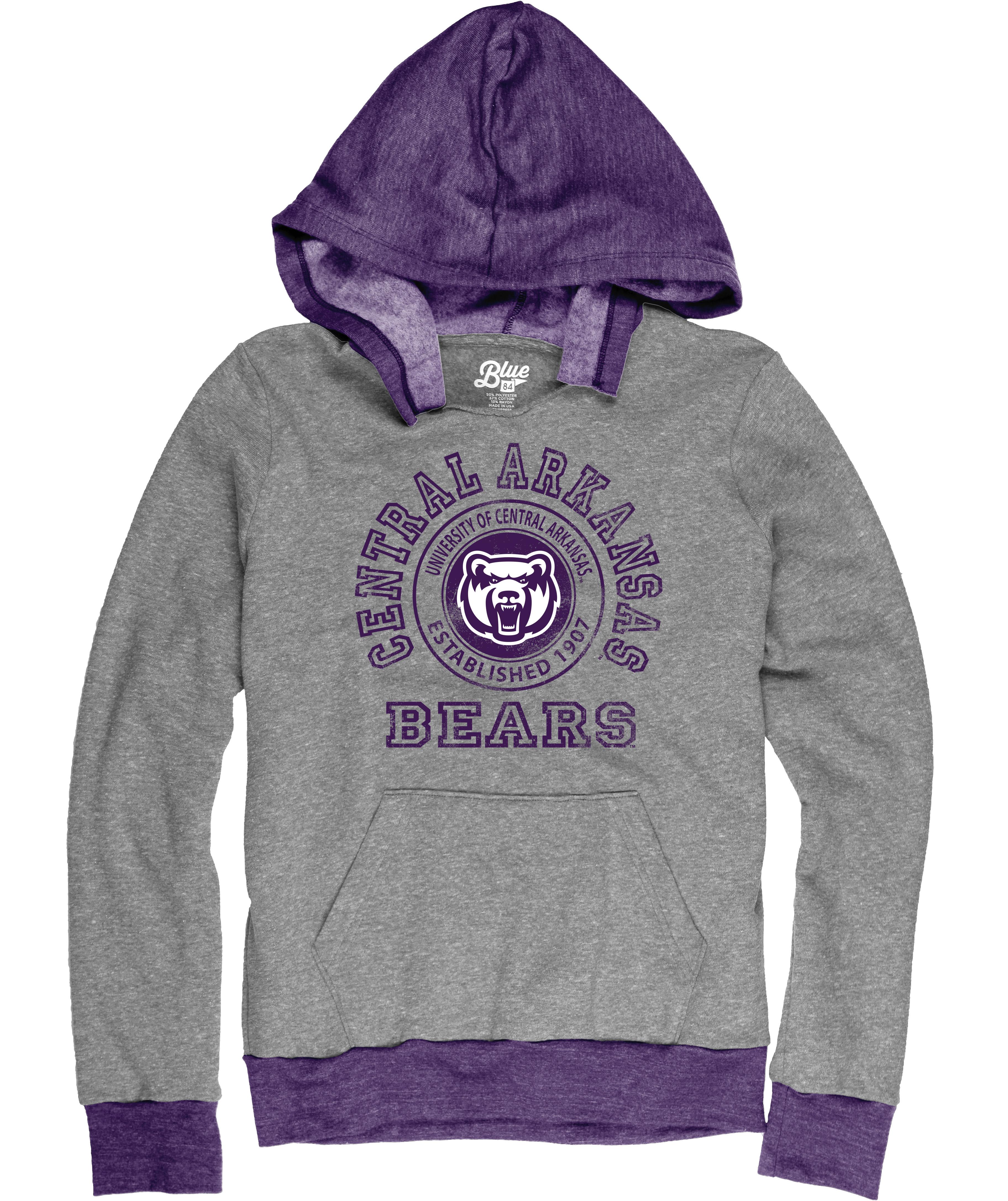 Distressed Bears Hood