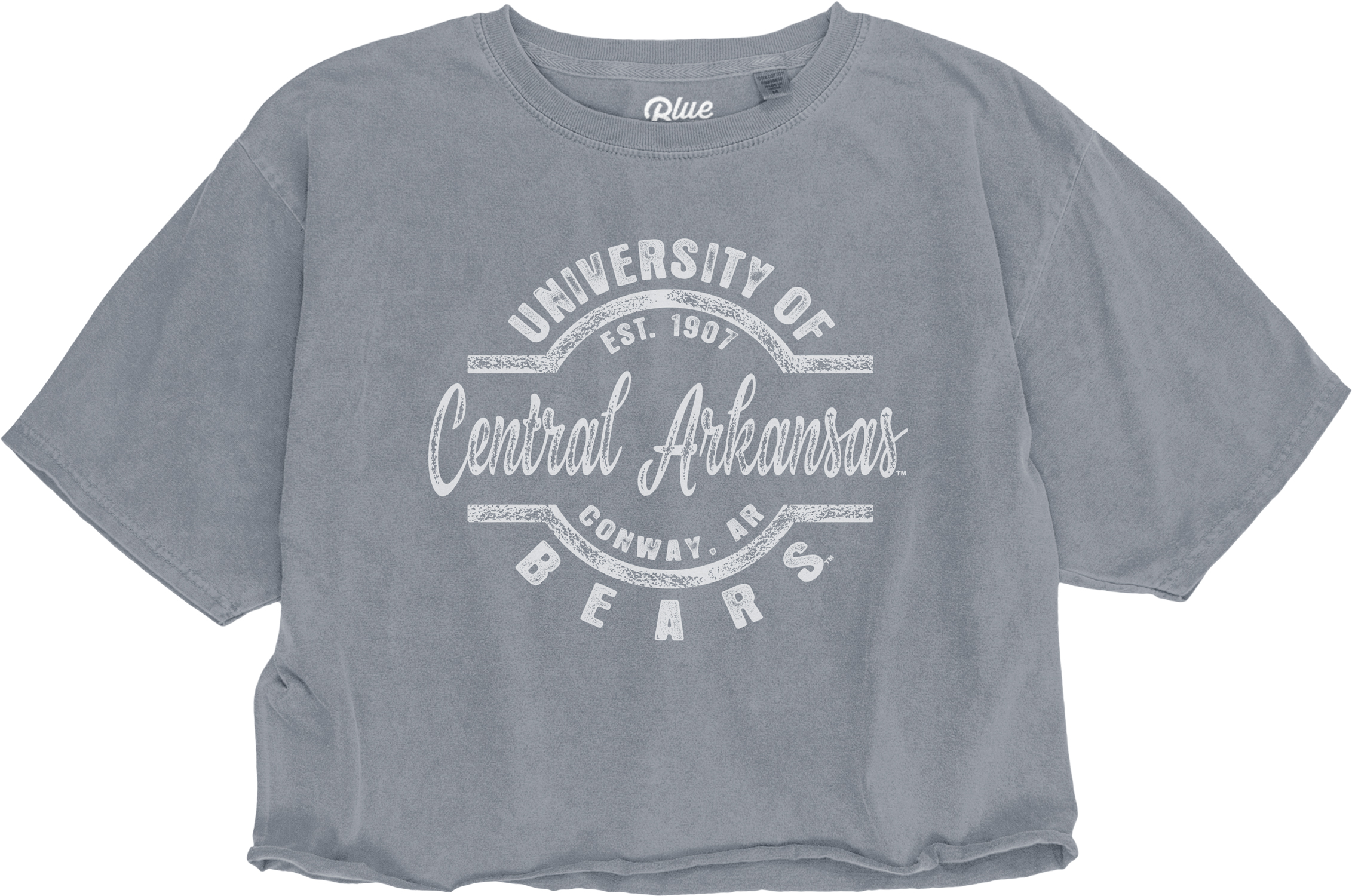 Central Arkansas Cropped Tee