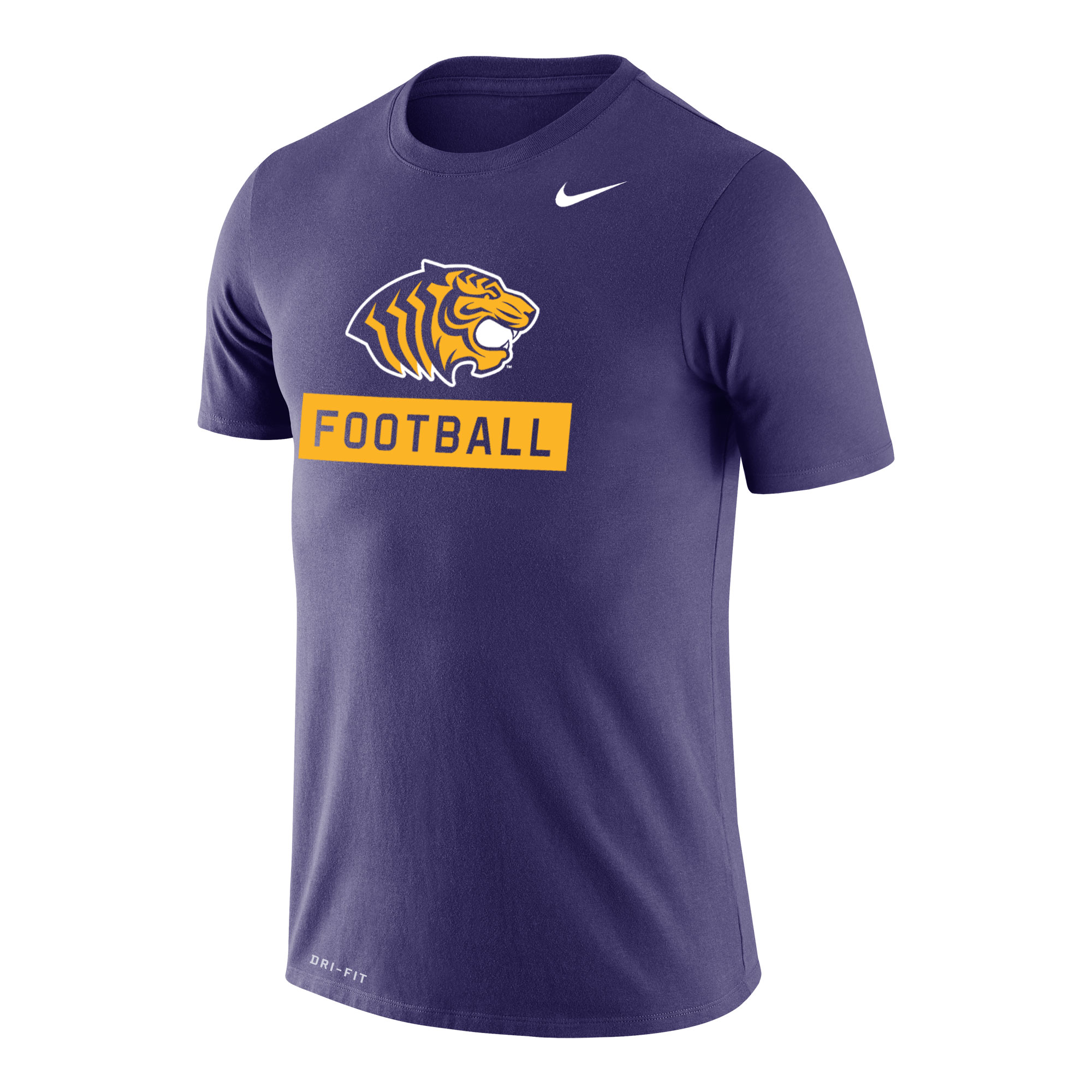 TIGER FOOTBALL NIKE LEGEND SS TEE