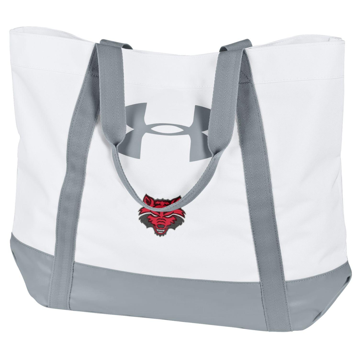 Red Wolves F16 Canvas Tote