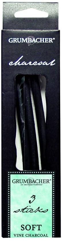 Grumbacher Charcoal Soft