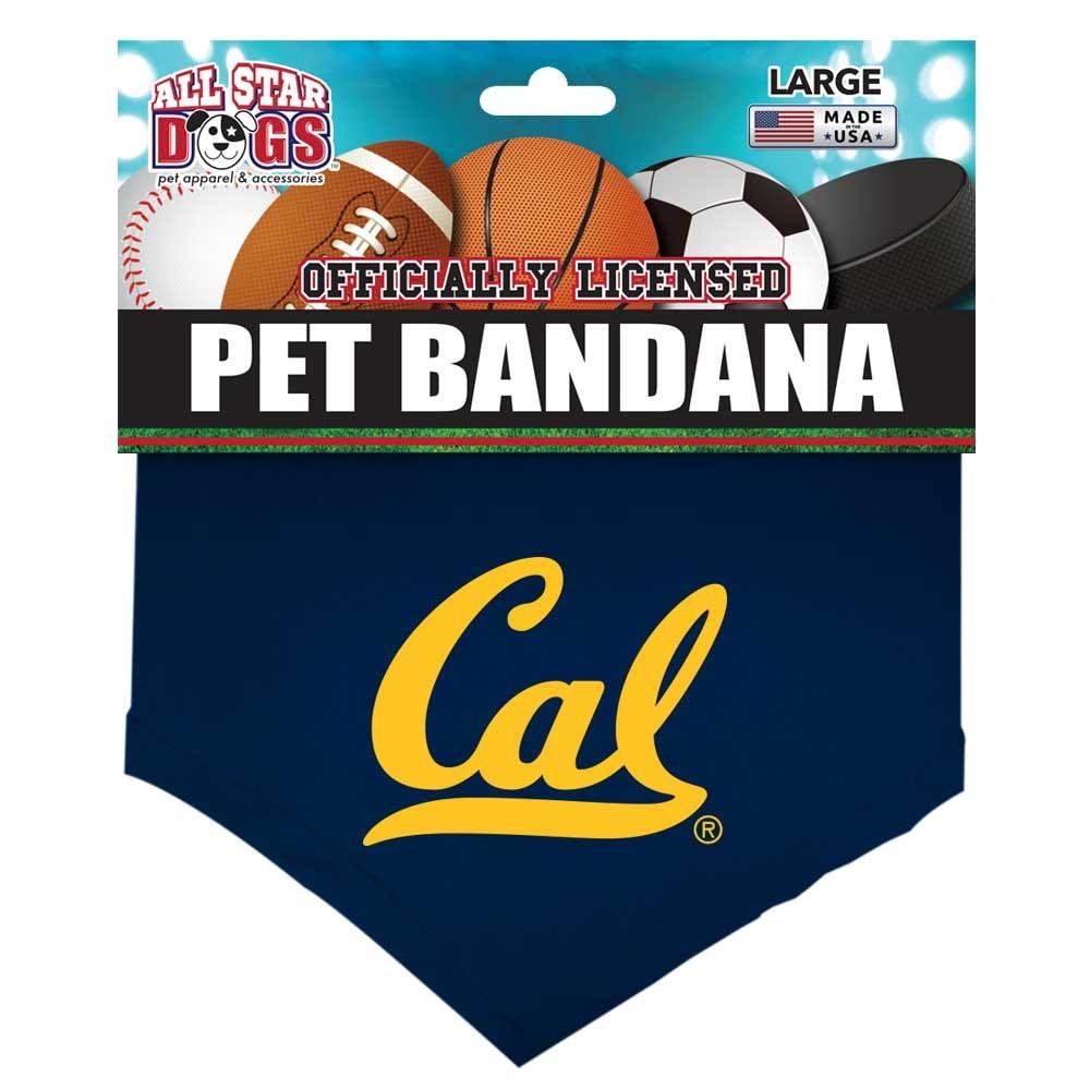 Cal Bears All Star Dogs Pet Bandana