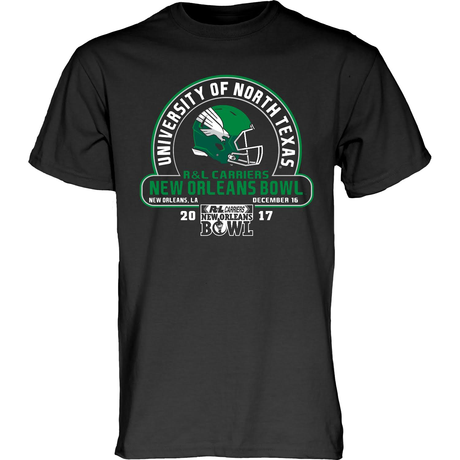 NEW ORLEANS BOWL TEE