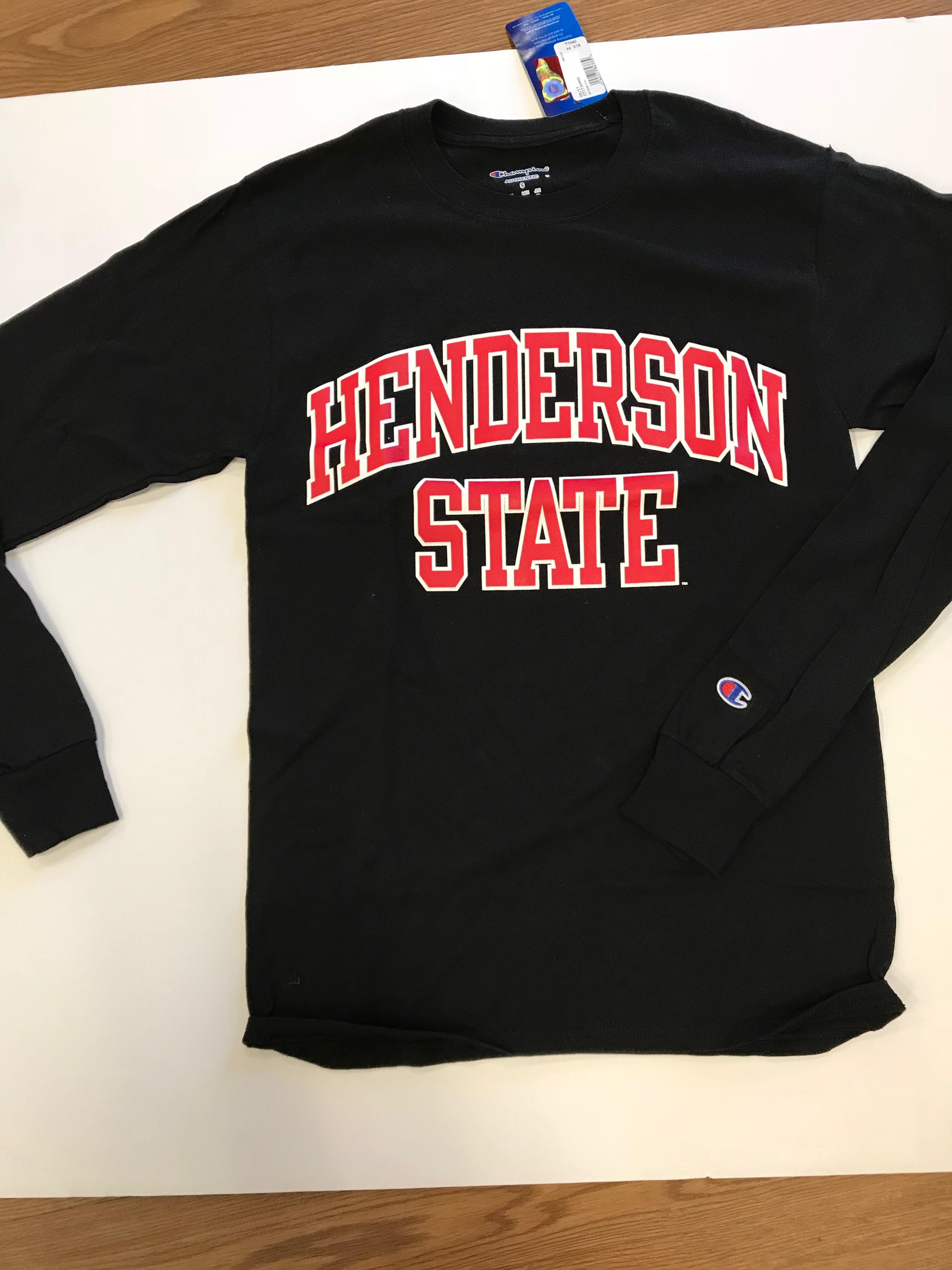 HENDERSON STATE LS TSHIRT