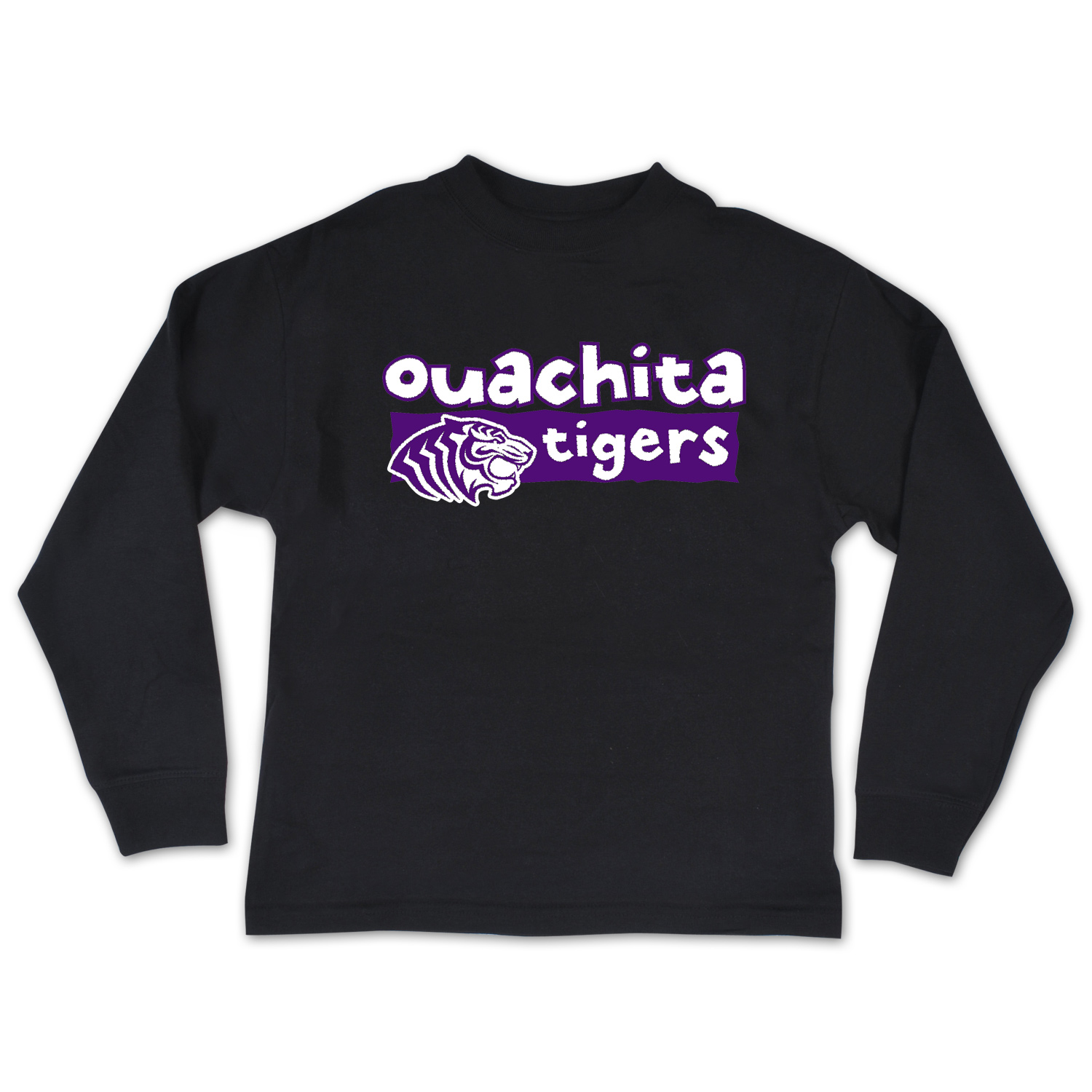 OUACHITA TIGERS YOUTH BOYS LS TEE