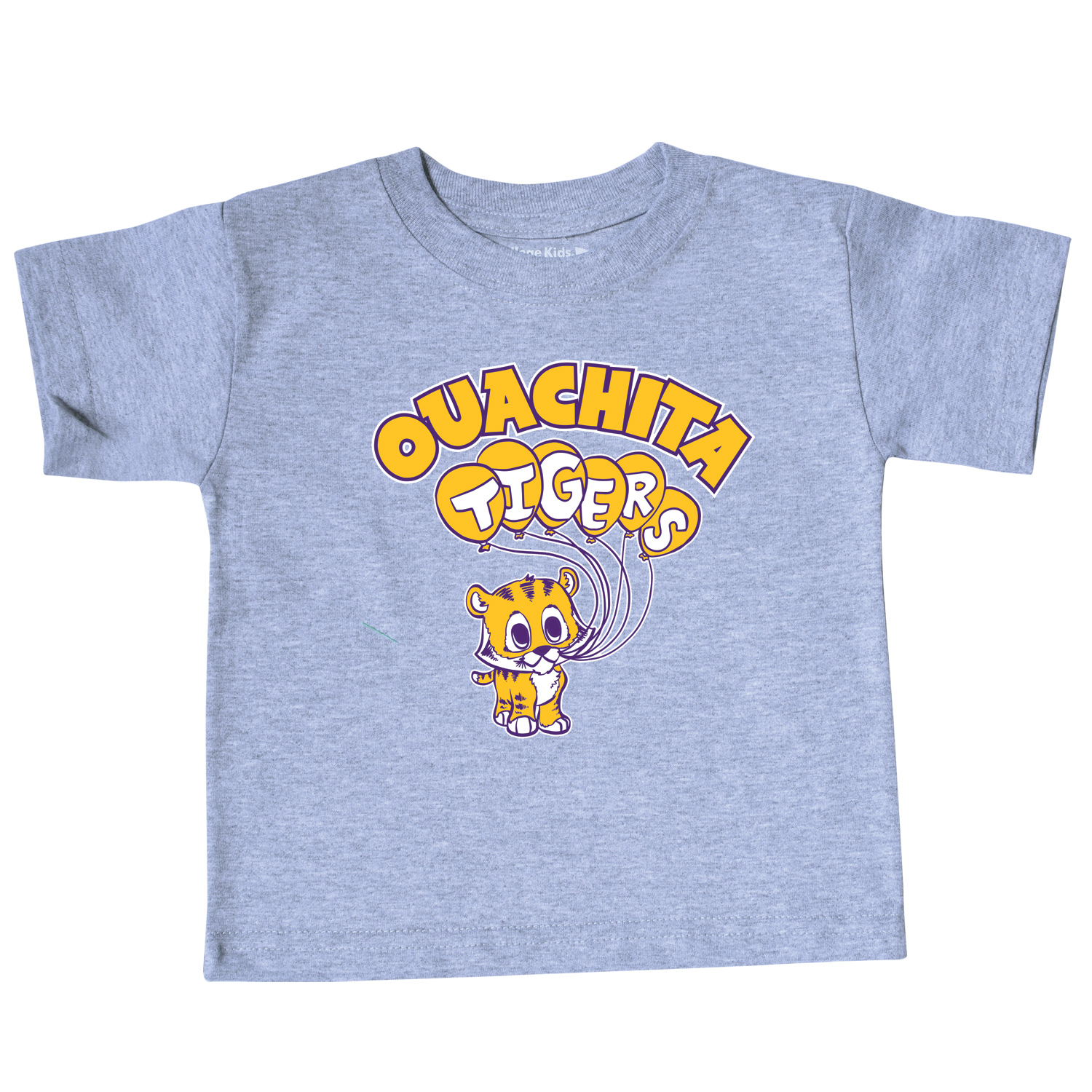 OUACHITA TIGERS INFANT SS TEE