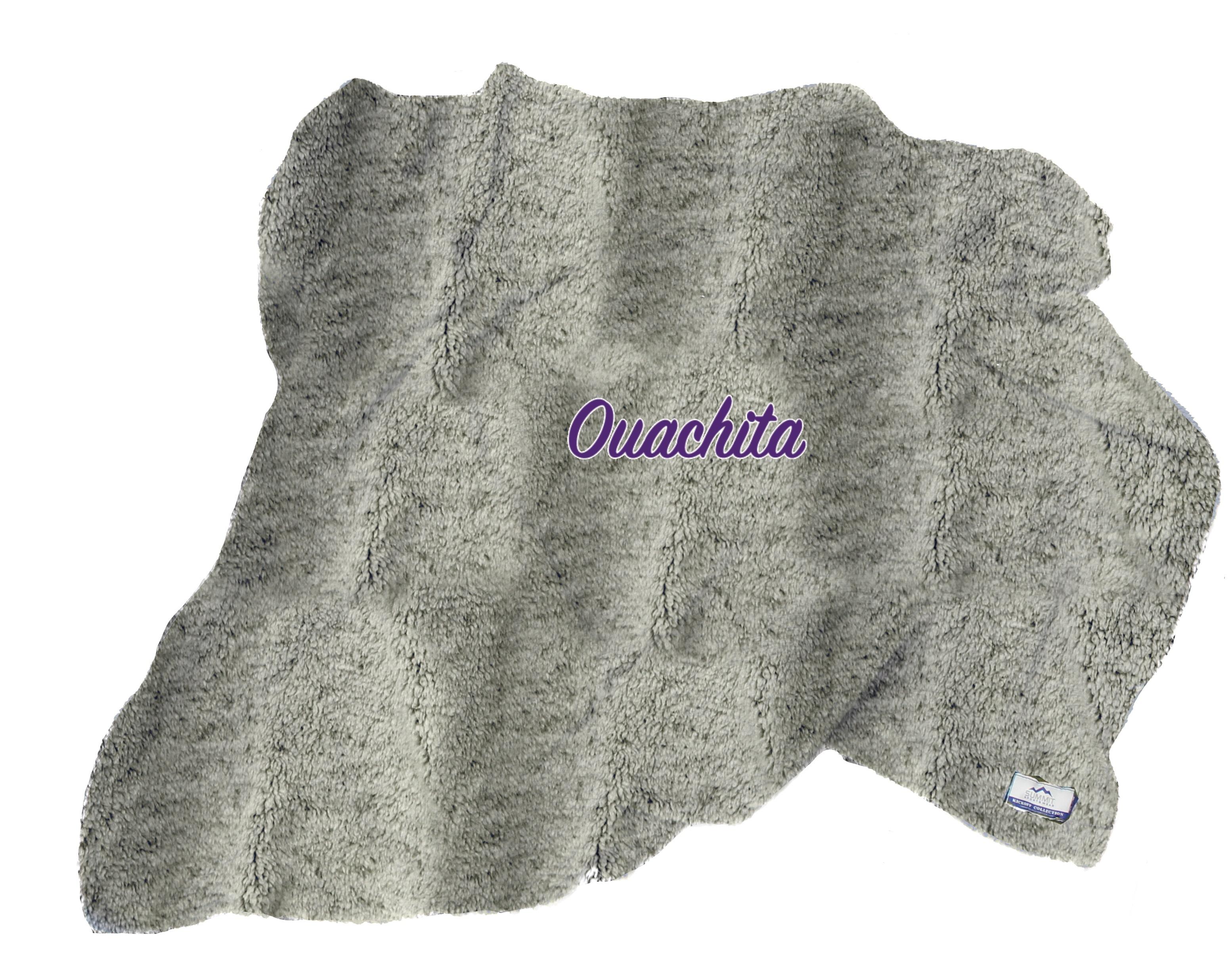 OUACHITA SHERPA BLANKET