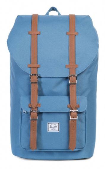 Little America Backpack Captain Blue