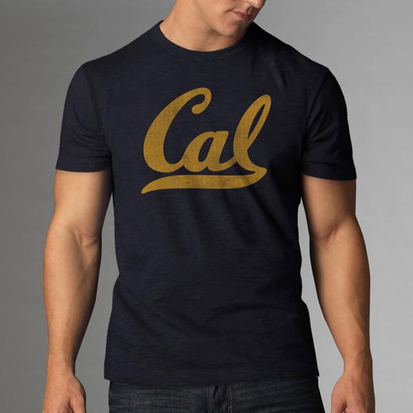 Cal Bears '47 Scrum Tee Cal Logo