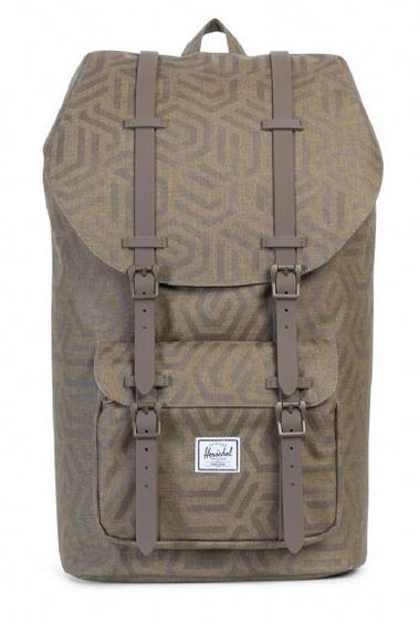 Little America Backpack Metric