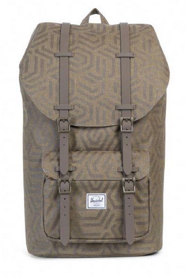 Little America Backpack Metric