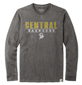 Central Bronchos LS Super Tee