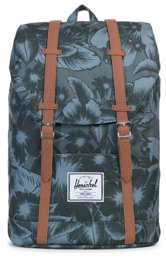 Retreat Backpack Jungle Green