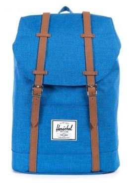 Retreat Backpack Cobalt Crosshatch