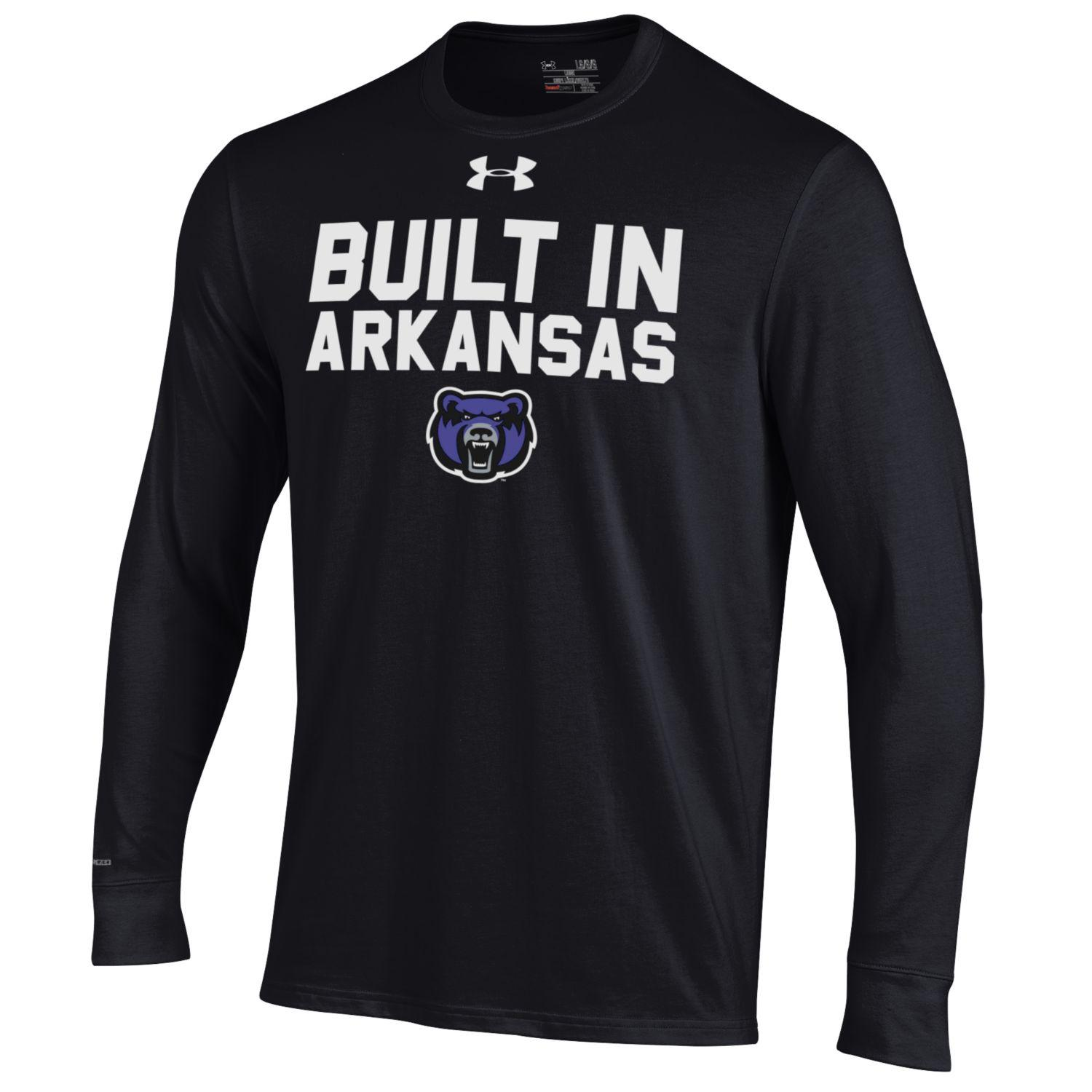 Built In Arkansas LS Tee