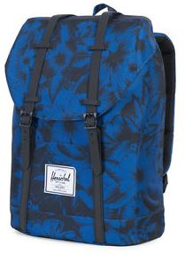 Retreat Backpack Jungle Blue