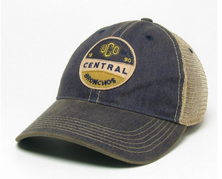 Central Bronchos 1890 Old Favorite Trucker