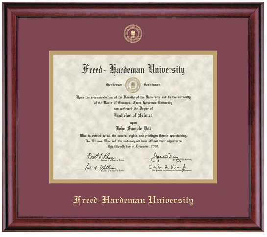 Diploma Frame - Classic