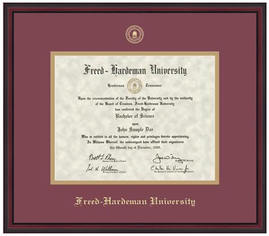 Diploma Frame - Athens